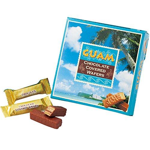 グアム 土産 グアム チョコウエハース 1箱 (海外旅行 グアム お土産)