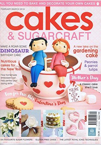 Cakes & Sugarcraft [UK] No. 144 2018 (単号) 発売日