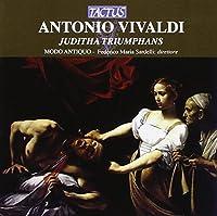 Vivaldi: Juditha Triumphans by A. Vivaldi (2002-09-16)