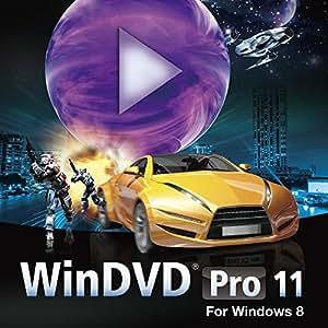Corel WinDVD Pro 11 for Windows 8 [ダウンロード]