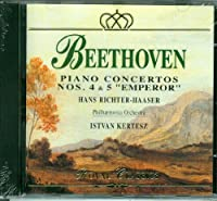Beethoven;Piano Cons.4 & 5