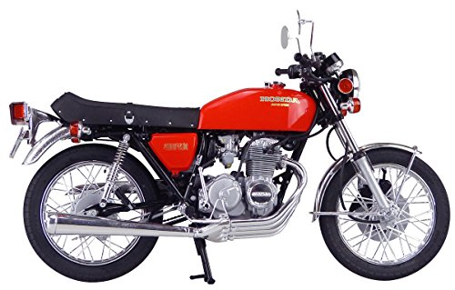 青島文化教材社 1/12 バイクシリーズ No.15 ホンダ CB400 FOUR プラモデル