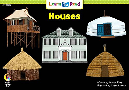 Houses (Learn to Read Social Studies)