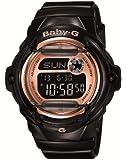 [カシオ]CASIO 腕時計 Baby-G ベイビージー Pink Gold Series ピンクゴールドシリーズ BG-169G-1JF レディス BG-169G-1JF レディース