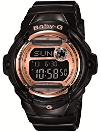 [カシオ] 腕時計 ベビージー BG-169G-1JF ブラック