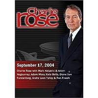 Charlie Rose (September 17, 2004) [並行輸入品]