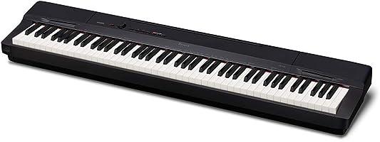 CASIO(カシオ) 88鍵盤 電子ピアノ Privia PX-160BK ソリッドブラック