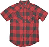 #3135033 ブロックチェック ウエスタンシャツ ショット画像①
