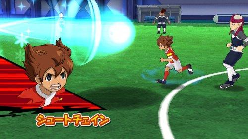 『イナズマイレブンGO ストライカーズ 2013 早期購入者特典 神童&霧野「ペアキャラストラップ」付き - Wii』の6枚目の画像