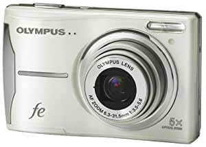 OLYMPUS デジタルカメラ CAMEDIA FE-46 1200万画素 光学5倍ズーム 2.7型液晶 単3形電池 xDカード使用