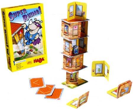 キャプテン・リノ (Super Rhino!) [並行輸入品]&和訳付 カードゲーム