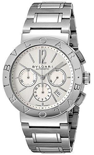 [ブルガリ]BVLGARI 腕時計 BB42WSSDCH ブルガリブルガリ ホワイト メンズ [並行輸入品]