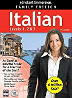 2014 Edition - Instant Immersion Italian Levels 123 [並行輸入品]