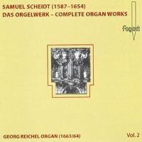 Scheidt,Samuel - Scheidt Organ Works Vol.2 (1 CD)