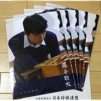 藤井聡太四段クリアファイル5枚セット