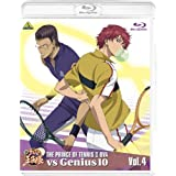 新テニスの王子様 OVA vs Genius10 Vol.4 [Blu-ray]