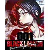 OVA BLACK LAGOON Roberta's Blood Trail Blu-ray001〈初回限定版〉[Blu-ray]