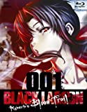 BLACK LAGOON Roberta's Blood Trailのアニメ画像