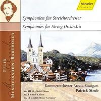 String Symphony.9, 10, 12: Strub / シュトゥットガルト・アルカータ.co