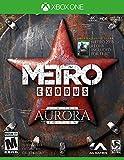 Metro Exodus Aurora Limited Edition XBOX ONE メトロエクソダスオーロラ限定版 北米英語版 [並行輸入品]