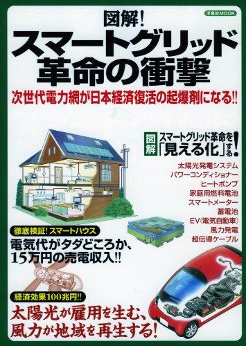 図解!スマートグリット革命の衝撃 (洋泉社MOOK)の詳細を見る