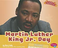 Martin Luther King Jr. Day (Let's Celebrate)