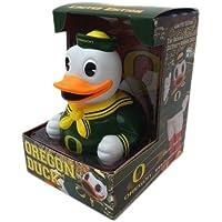 CelebriDucks University of Oregon Duck Mascot RUBBER DUCK Bath Toy [並行輸入品]