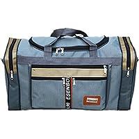 bobo 大容量 ボストンバッグ 55L 超大型バッグ 引っ越しバッグ 荷物 運搬 衣類?布団収納袋 布団収納ケース 600Dオックスフォード 丈夫 撥水バッグ 持ち手付 スボーツ アウトドア キャンプ 旅行 特大収納袋