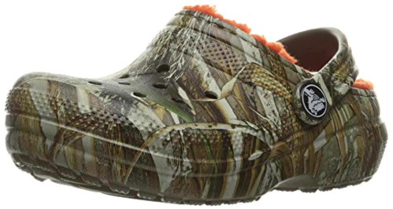 crocs ユニセックス?キッズ Classic Realtree Max-5 Lined - K
