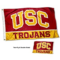 USC Trojans両面フラグ