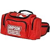 シンプソン(SIMPSON) ウエストバッグ RED SB-311