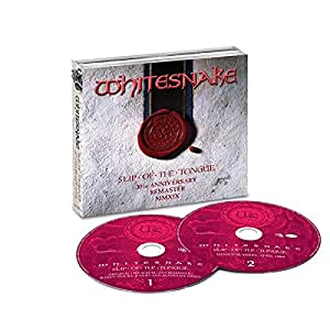 【メーカー特典あり】 スリップ・オブ・ザ・タング:30周年記念デラックス・エディション<2SHM-CD>(ジャケット絵柄ポストカード付)