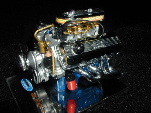 1/12scale Ford 427 Sohl Engine フォード エンジン