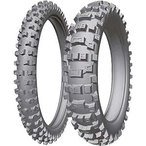 MICHELIN(ミシュラン) バイクタイヤ CROSS AC10 リア 110/100-18 M/C 64R チューブタイプ(TT) 020500 二輪 オートバイ用