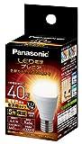 パナソニック LED電球 プレミア 口金直径17mm 電球40W形相当 電球色相当(4.4W) 小形電球・全方向タイプ 1個入り 密閉器具対応 LDA4LGE17Z40ESW2