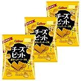 カルビー チーズビット 濃厚チェダーチーズ味 57g ×3袋