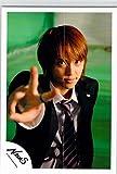 NEWS・【公式写真】・手越祐也・ジャニーズ生写真【スリーブ付】 te 42
