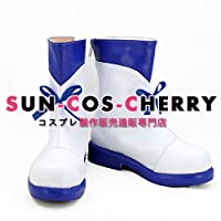 【サイズ選択可】コスプレ靴 ブーツ K-2381 ラブライブ!サンシャイン!! 未来の僕らは知ってるよ OP2 小原鞠莉 男性26.5CM