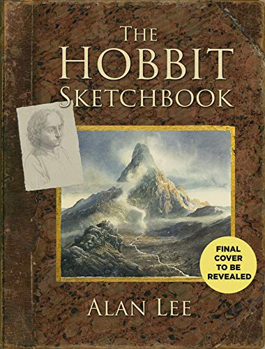 The Hobbit Sketchbook (English Edition)