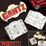 映画「GANTZ(ガンツ)」ピンバッジ3個セット