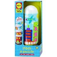 ALEX Toys Little Hands Stack A Puzzle City