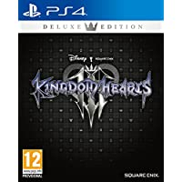 Kingdom Hearts 3 Deluxe Edition (PS4) - Imported Item from England
