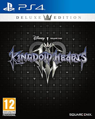 Kingdom Hearts 3 Deluxe Editio...