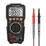 【さらに25%OFF!】Meterk MK01-2 - デジタルマルチメーター 6000カウント