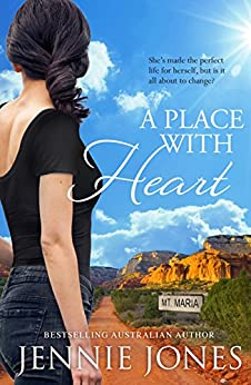 A Place With Heart by [Jones, Jennie]