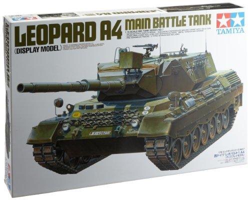 1/16 ビックタンクシリーズ No.7 西ドイツ レオパルト1 A4 (ディスプレイモデル) 36207