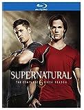 Supernatural: Complete Sixth Season [Blu-ray] [Import]