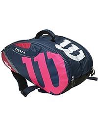 Wilson(ウイルソン) テニスバッグ TEAM J 6PACK WRZ640706