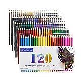 油性 色鉛筆 サウスサン カラーペン 塗り絵 120色セット SSOP-120
