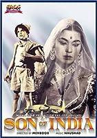 Son of India (1962) (Hindi Film/Bollywood Movie/Indian Cinema DVD) [並行輸入品]